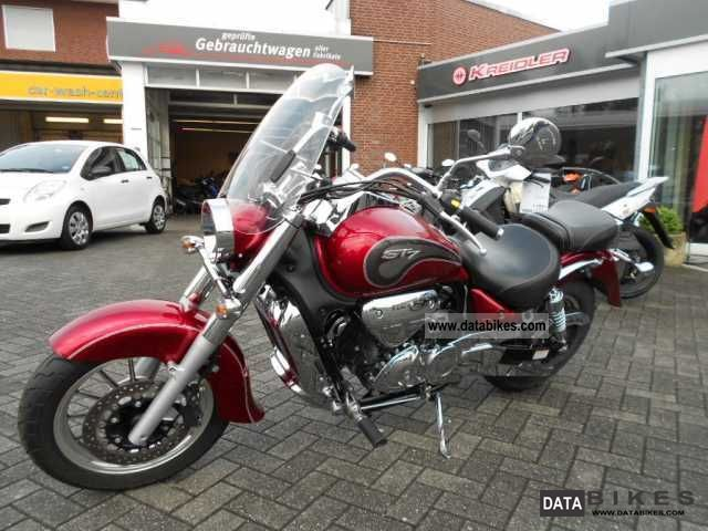 Hyosung  ST 700i Cruiser disc / checkbook 2010 Chopper/Cruiser photo