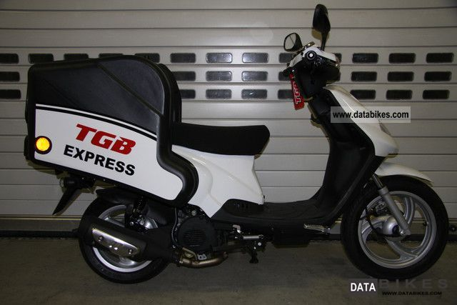 TGB  Express - delivery scooter at a bargain price!! 2012 Scooter photo