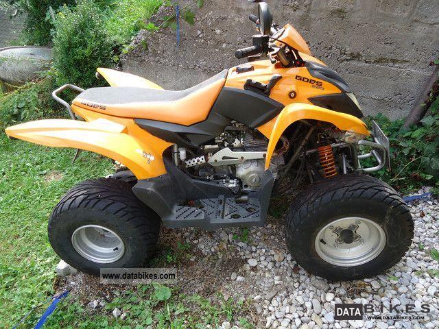 2006 Aeon  Goes Motorcycle Quad photo