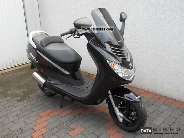 Peugeot  Elyster 2010 Scooter photo
