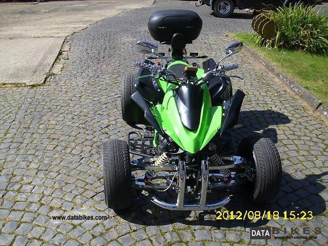 2009 Linhai  Quad Motorcycle Quad photo