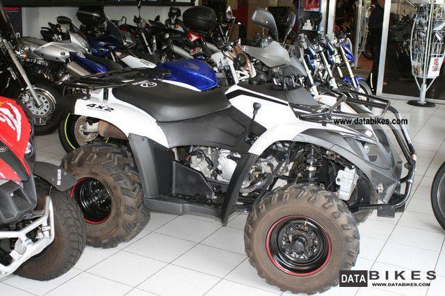 2010 Linhai  ATV Quad 310 4x2 Motorcycle Quad photo