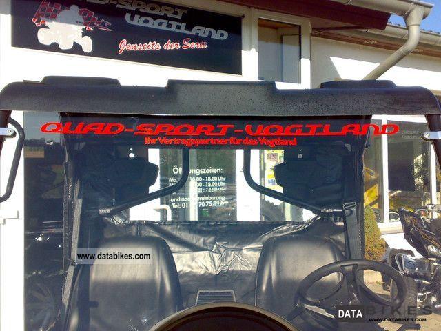 2012 Kymco Uxv 500