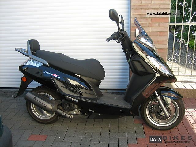 Kymco  Jager GT50 2008 Scooter photo