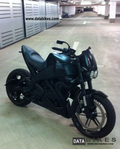 2010 Buell  XB9 SX Lightning City X__2010 Motorcycle Motorcycle photo