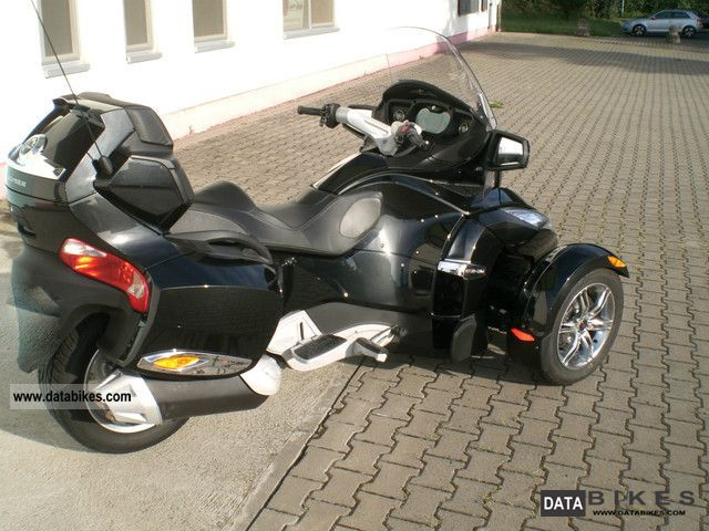 2012 can am spyder rt limited se5 motorcycle trade in value html autos weblog. Black Bedroom Furniture Sets. Home Design Ideas