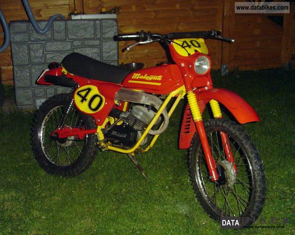 1980 Malaguti  Ronco 40 Motorcycle Motor-assisted Bicycle/Small Moped photo