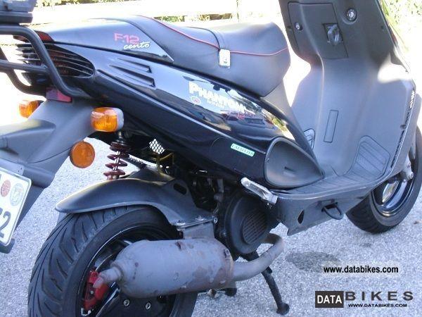 1999 Malaguti  Phantom Motorcycle Scooter photo