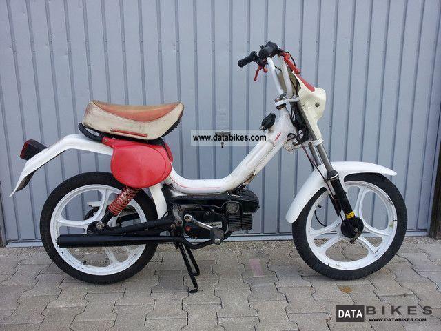 1982 Malaguti  Moped 25 Motorcycle Motor-assisted Bicycle/Small Moped photo