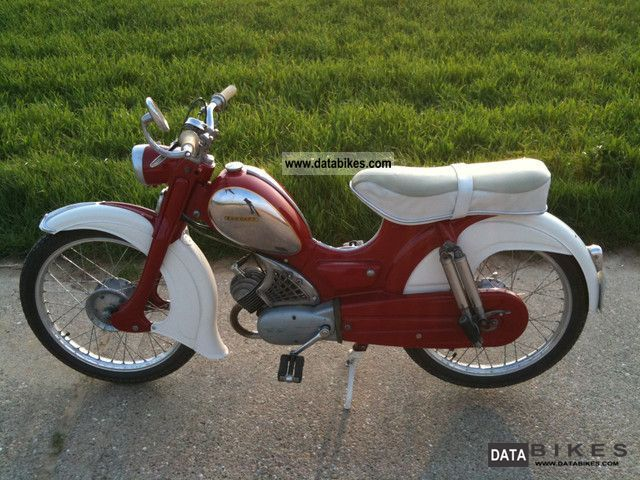 Zundapp  Zündapp Super Combinette 429 1959 Vintage, Classic and Old Bikes photo