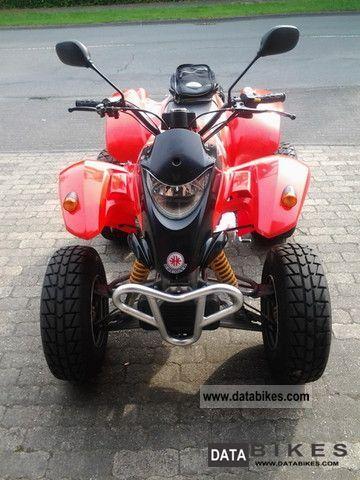 2007 Kreidler  Mustang Motorcycle Quad photo