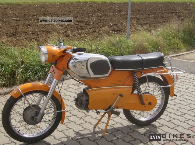 Kreidler  RS 1971 Vintage, Classic and Old Bikes photo