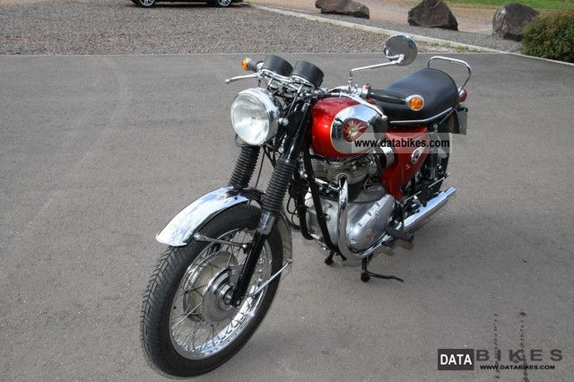 BSA  Lightning 650 1971 Vintage, Classic and Old Bikes photo