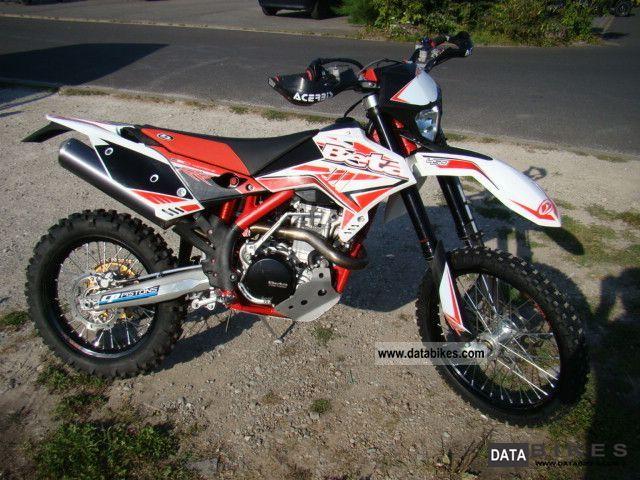 2011 Beta  RR450 Motorcycle Enduro/Touring Enduro photo