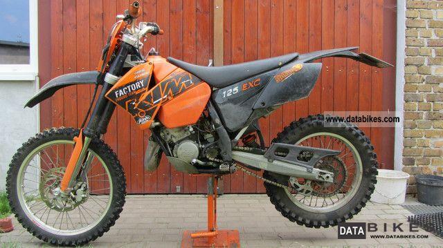 KTM  EXC 2006 Enduro/Touring Enduro photo