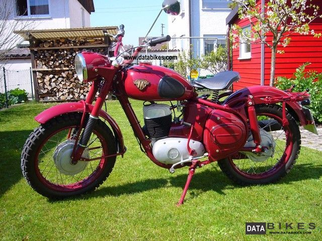 Maico  M250B 1959 Vintage, Classic and Old Bikes photo