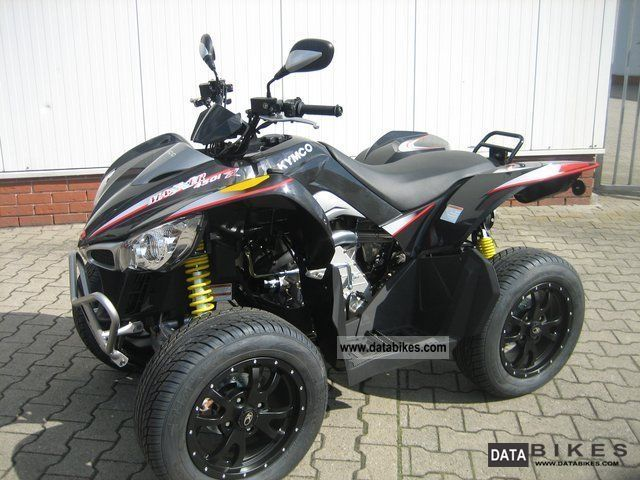 2012 kymco maxxer 450 i 4x4 on road. Black Bedroom Furniture Sets. Home Design Ideas