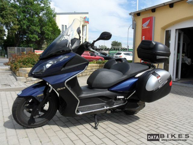 2012 Kymco  Downtown 300 i Motorcycle Scooter photo