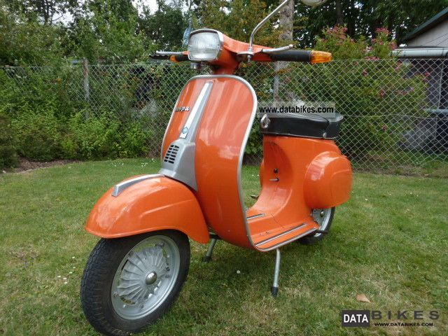 Vespa  50N 1978 Vintage, Classic and Old Bikes photo