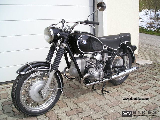 BMW  R $ 60 1966 Vintage, Classic and Old Bikes photo