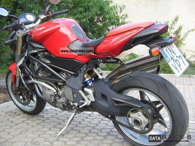 2003 MV Agusta  Brutal Motorcycle Motorcycle photo