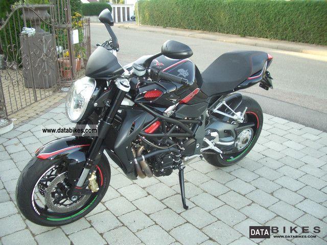 2012 MV Agusta  Brutale 1090 Motorcycle Naked Bike photo