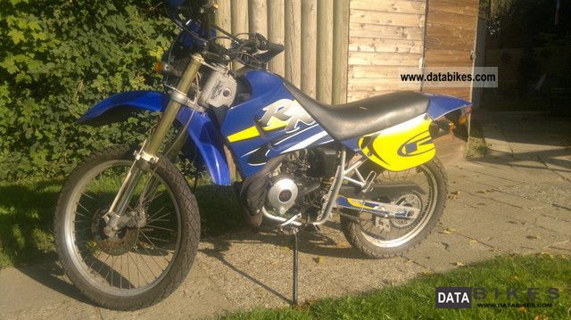 2001 Rieju  RR 50 Moped registration Motorcycle Motor-assisted Bicycle/Small Moped photo