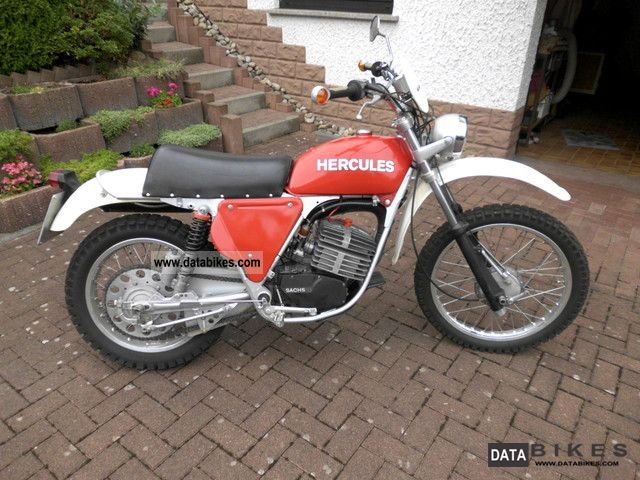 Hercules  GS 175 1977 Vintage, Classic and Old Bikes photo