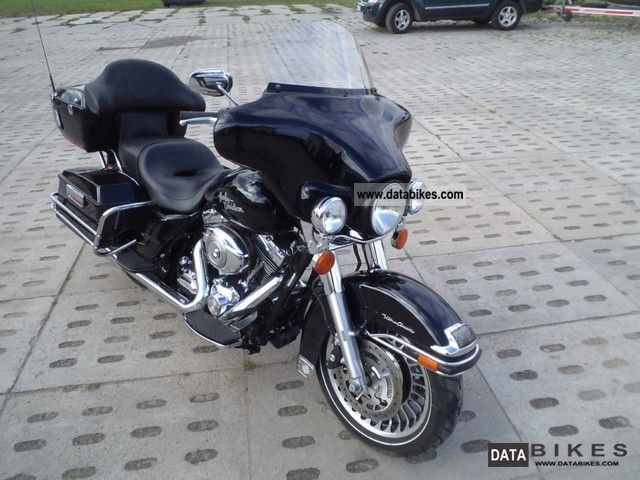 2010 Harley Davidson  Electra Glide Motorcycle Chopper/Cruiser photo