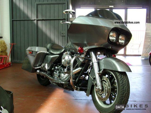 Harley Davidson  FLTRI ROAD GLIDE - EXCAVATOR 2001 Chopper/Cruiser photo