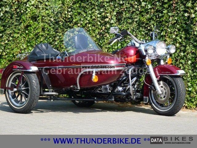 1995 Harley Davidson  FLHRC team EVO with Harley-Davidson sidecar Motorcycle Combination/Sidecar photo