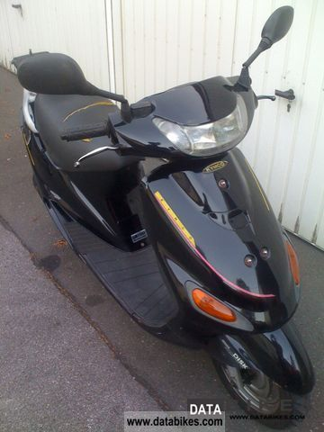 1995 Kymco  Fever 1 Motorcycle Motor-assisted Bicycle/Small Moped photo
