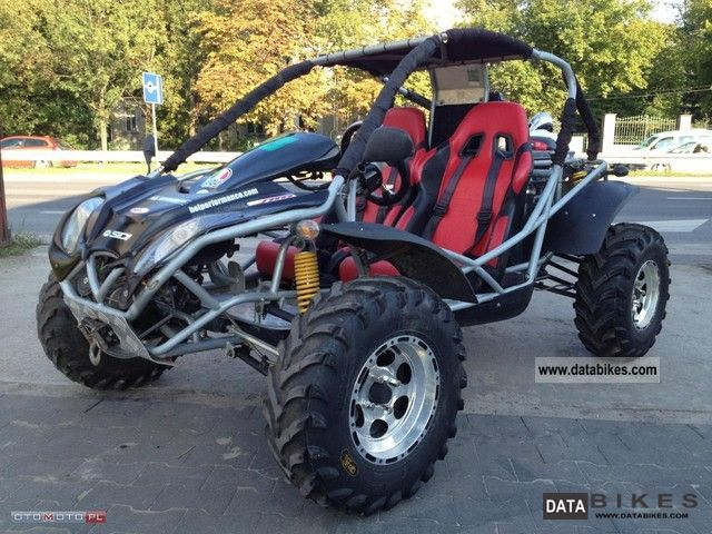 2010 CFMOTO  BUGGY 400 GRYZZLY BRUTE FORCE Motorcycle Quad photo