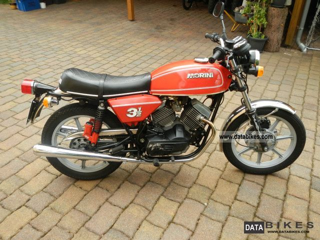 Moto Morini  3 1/2 1978 Vintage, Classic and Old Bikes photo