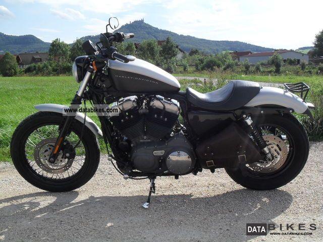 Harley Davidson  Nightster 2012 Chopper/Cruiser photo