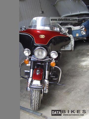 Harley Davidson  Electra Glide Classik 1987 Tourer photo