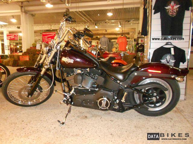 Harley Davidson  Night Train 2005 Chopper/Cruiser photo