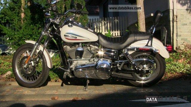 2006 Harley Davidson  FXDI 35th Motorcycle Chopper/Cruiser photo