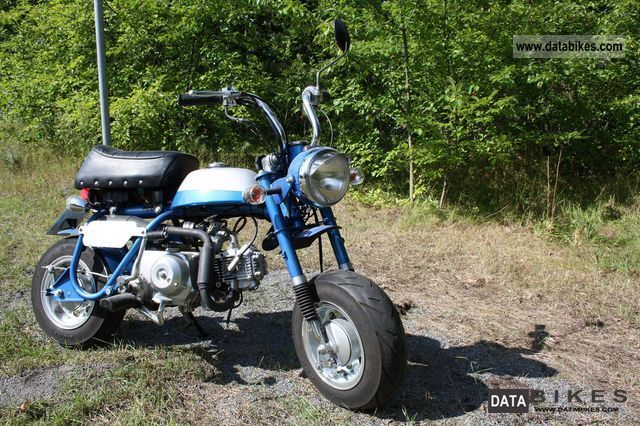 2008 Honda  A replica of Monkey Motorcycle Motor-assisted Bicycle/Small Moped photo