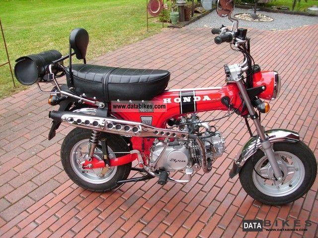 2008 Honda  Dax Replica Motorcycle Motorcycle photo