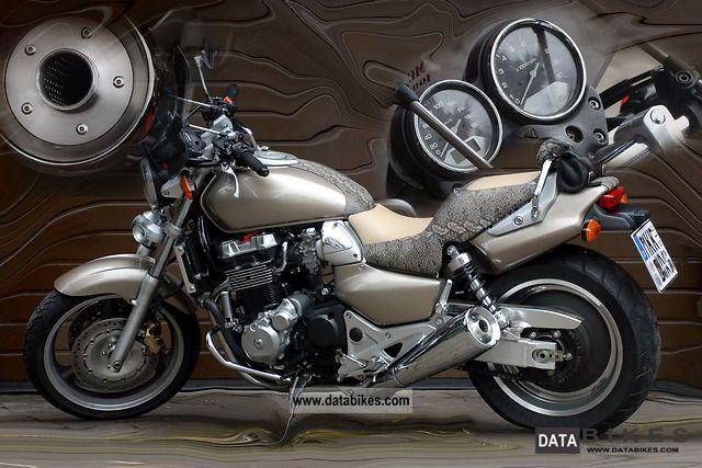 2001 Honda  x 4 - sc38 Motorcycle Sport Touring Motorcycles photo