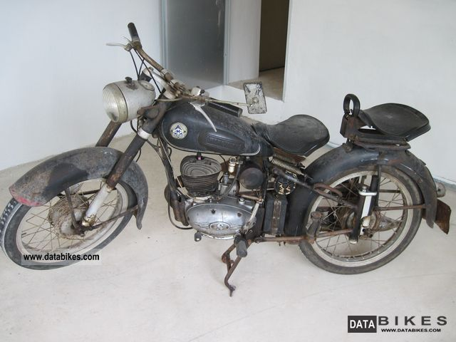 Hercules  313 1953 Vintage, Classic and Old Bikes photo