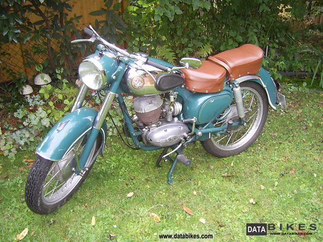 Hercules  K175 1955 Vintage, Classic and Old Bikes photo