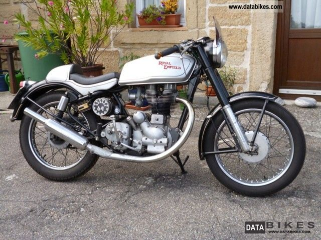 1996 Royal Enfield  500 (535) Motorcycle Naked Bike photo