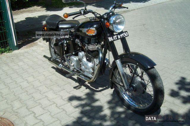 1996 Royal Enfield  Bullet 500 Motorcycle Motorcycle photo