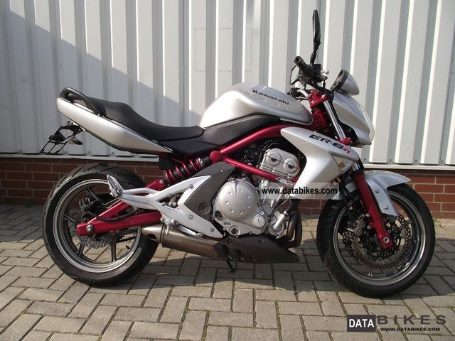 2007 Kawasaki  ER 6 N Motorcycle Motorcycle photo