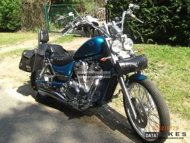 1995 Suzuki  VN 51 B Motorcycle Chopper/Cruiser photo