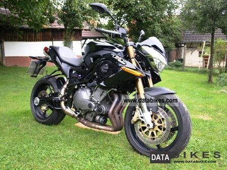2008 Benelli  TNT 899 Motorcycle Streetfighter photo