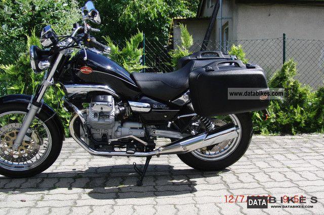 2007 Moto Guzzi  750I.E Motorcycle Chopper/Cruiser photo
