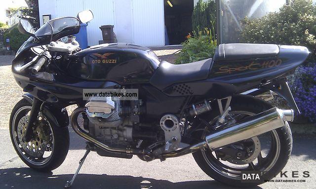 1995 Moto Guzzi  1100Sport (carb) Motorcycle Sports/Super Sports Bike photo